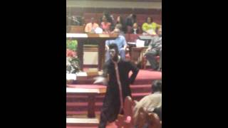 Hallelujah High Stepper-Jared-  J Moss Anointing