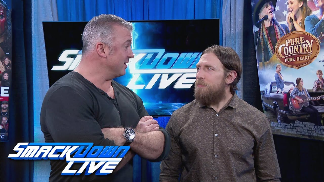 Shane McMahon questions Daniel Bryan's leadership: SmackDown LIVE, Jan. 9, 2018