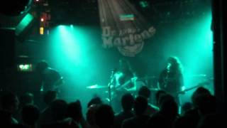 Pulled Apart By Horses - Bag Of Snakes - Bitterzoet Amsterdam 13-09-2014