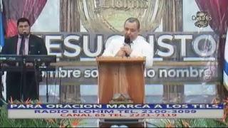 QUIENES SON LOS HIJOS DE DIOS /17 feb 2019 / Misión Cristiana ELOHIM Central , San Salvador, E. S.