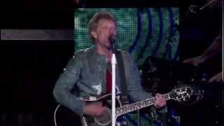 Bon Jovi: Because We Can Tour 2013 (Live in MetLife Stadium) -- FULL CONCERT
