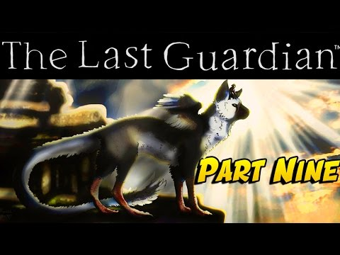 The Last Guardian: Trico Overcomes His Fear And FLIES! (Part Nine)