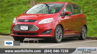 2018 Ford C-Max Review | West Hills Ford | Haselwood Auto Group