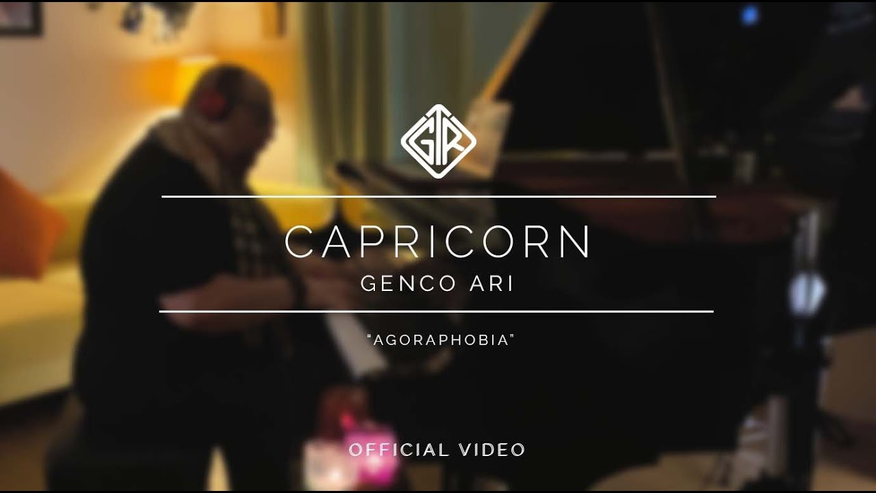 Capricorn [Official Video] - Genco Arı #Agoraphobia