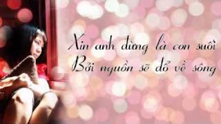 Thủy Bông - Ấm Nồng (lyrics)