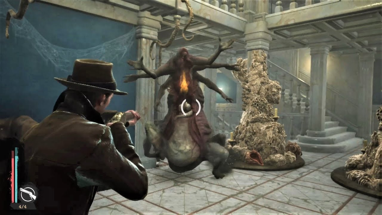 The Sinking City Blackwood Manor All Evidence Deal With The Devil Youtube