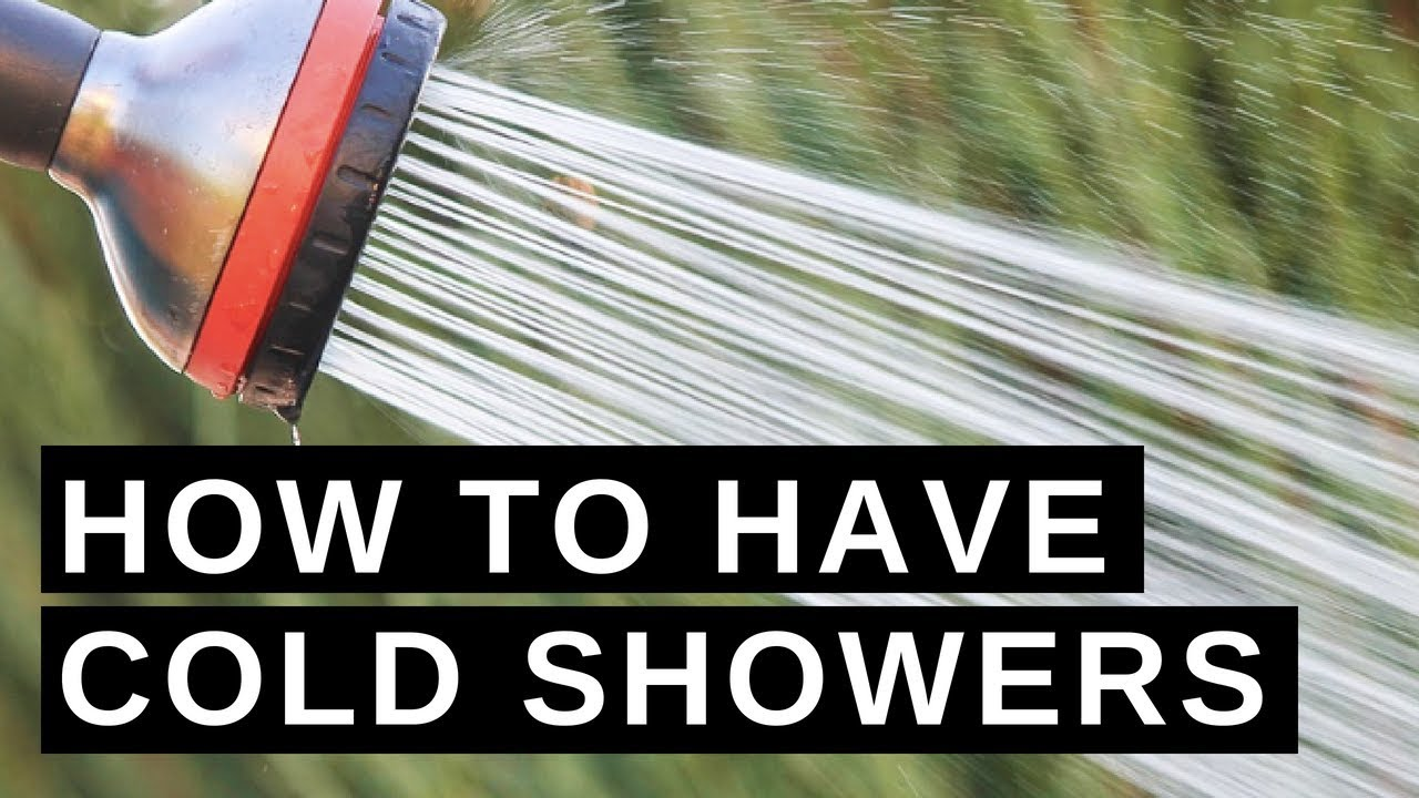 How To Take A Cold Shower (And The Best TIME To Do It)