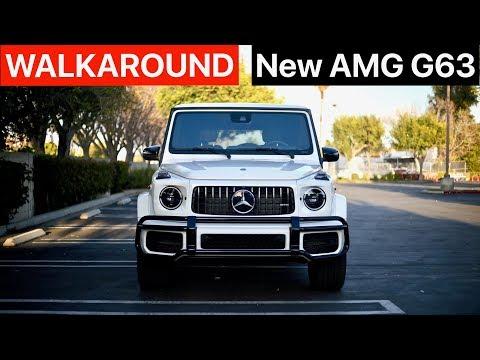 2019 Mercedes-AMG G63 Walkaround (No Talking)