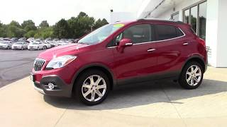 2014 Buick Encore - Used SUV For Sale - Akron, Ohio