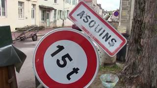 Charivari du 1er Mai à Asquins (89)