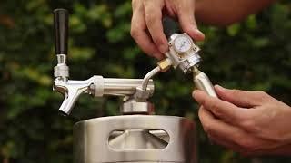가정용 생맥주 기계 수제 맥주 2L 5L 스테인리스스틸