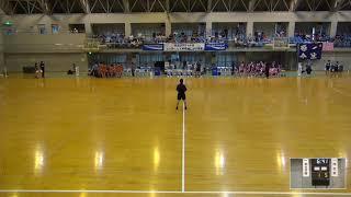 2019年IH ハンドボール 女子 3回戦 明光学園(福岡)VS 埼玉栄(埼玉)