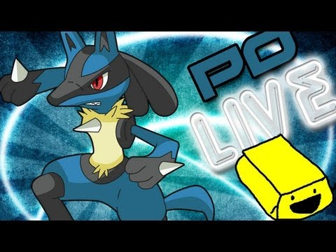 Pokemon Online: Swords Dance Lucario
