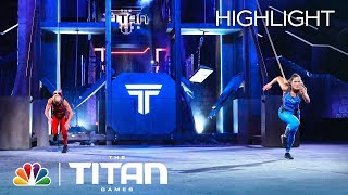 Two Hardcore Women Shatter Uprising - Titan Games 2019 (Highlight)