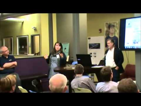 New Hampshire Innovation Nights November 2014 - Presentation by Nearby Registry