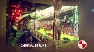 Agenciamento para gravação da vinheta carnaval de Florianópolis