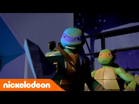 Черепашки ниндзя против шредера мультфильм смотреть онлайн