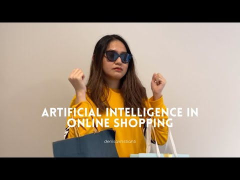 Artificial Intelligence In Online Shopping #ALM102DC