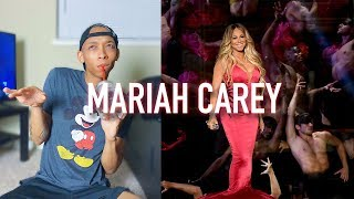 Let's talk about Mariah Carey's American Music Awards Performance | REACTION & REVIEW