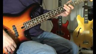 Tears For Fears - Sowing The Seeds Of Love - Bass Cover