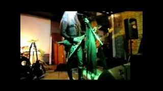 "Blood Thirsty Demons - Sabbath (live at ""Alle Streghe Gothic Pub"" - 3/3/2012)"
