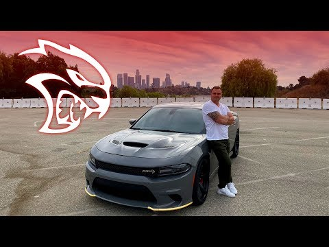 Dodge Charger SRT Hellcat Review - The Ultimate American Muscle Sedan