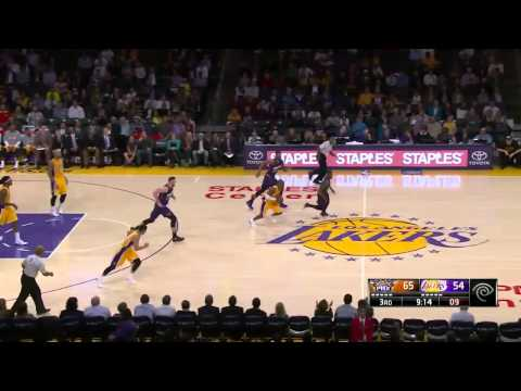 Phoenix Suns vs Los Angeles Lakers | November 4, 2014 | NBA 2014-15 Season