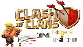 COC [009] - Uploadplan? und CW (Fredi) | Let`s Play Clash of Clans [Deutsch/HD]