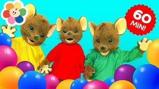 Squeak Full Episodes   Kids songs, Games & Nursery Rhymes   Learning Fun English Stories For Kids