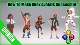How To Make Xbox Avatars 2.0 Successful