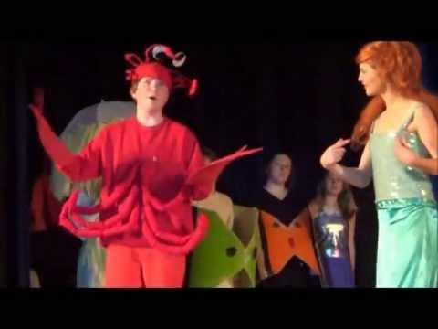 "Disney's ""The Little Mermaid jr."" Performed by Kickemuit Middle School FULL PLAY"