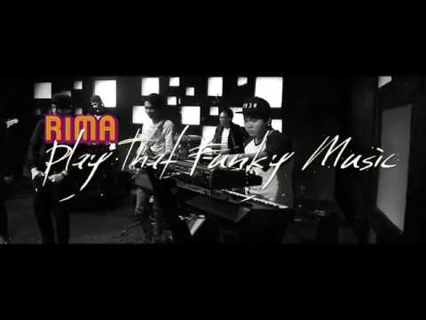 RIMA  - PLAY THAT FUNKY MUSIC (cover)