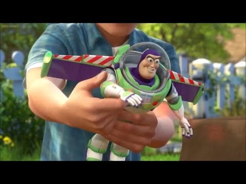 Toy story 3 Andy gives his toys away