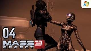 Mass Effect 3 【PC】 #04 │ Female Shepard (Paragon)