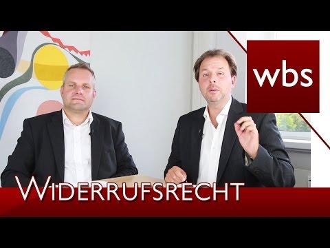 Gibt es ein Widerrufsrechtes bei Heizölbestellungen?   Im Interview mit Dr. Carsten Föhlisch