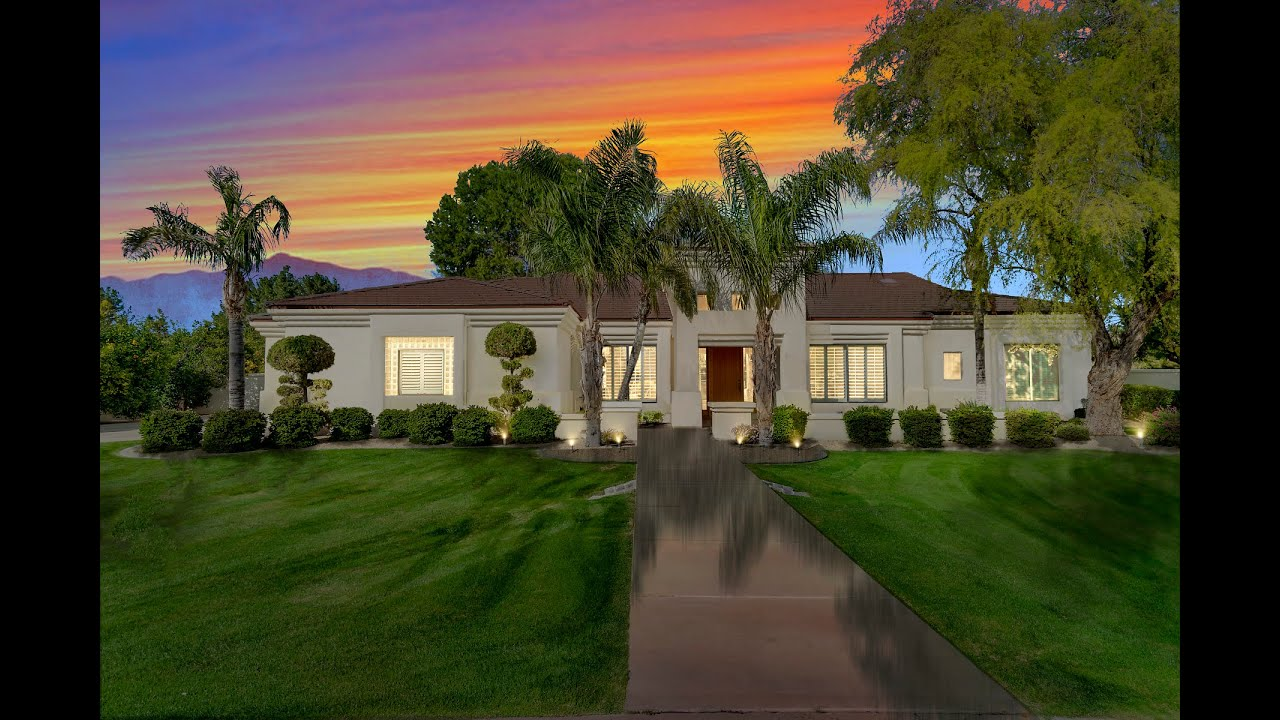 Sold by Newman Realty  4222 E Brown Rd. Unit 5, Mesa, AZ, 85205