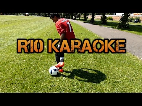 Ronaldinho karaoke Tutorial