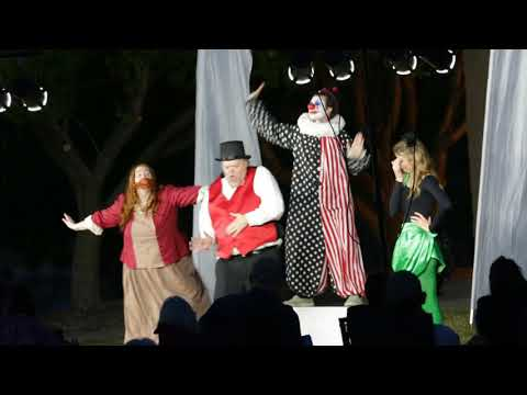 Wichita Shakespeare in the Park Sept 23 2017