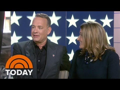 Tom Hanks And Elizabeth Dole Support Military Caregivers, And Show You How To Help   TODAY