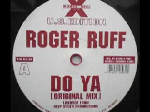 SPEED GARAGE - ROGER RUFF - DO YA - (Great Bass Mix)