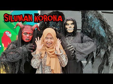 Kabar Corona dari Setan Asia Afrika Bandung