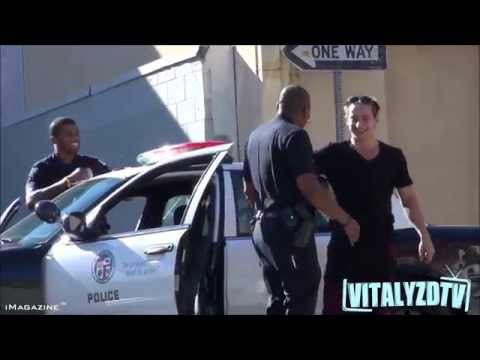 Best Pranks Pulled On CopsTeasing Police Officers