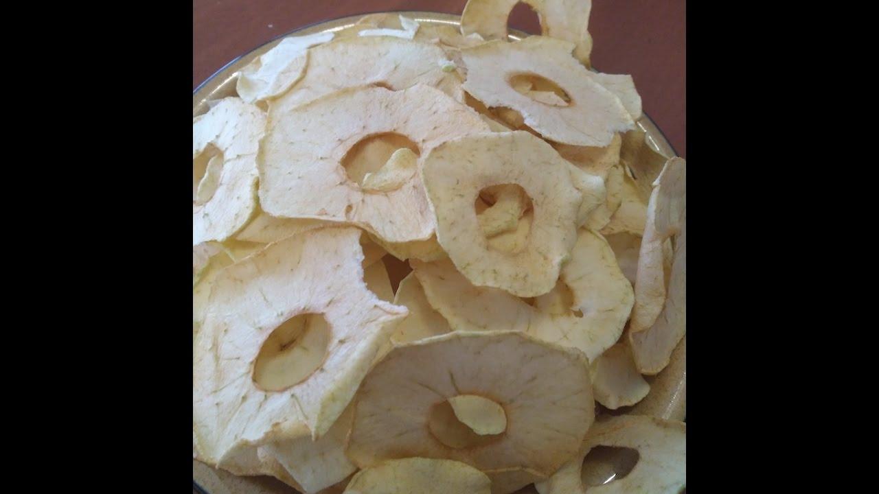 Conservare la frutta: come essiccare le mele - Fratelli Orsero