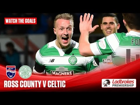 Goals! Celtic hit four in the Highlands