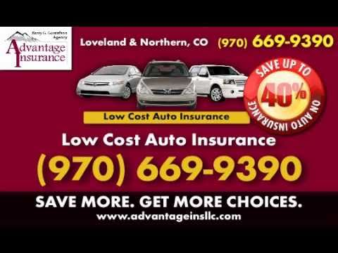 Automotive and Car Insurance in Loveland CO