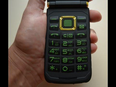 Samsung GT-E1272 - телефон для бабушки. - YouTube