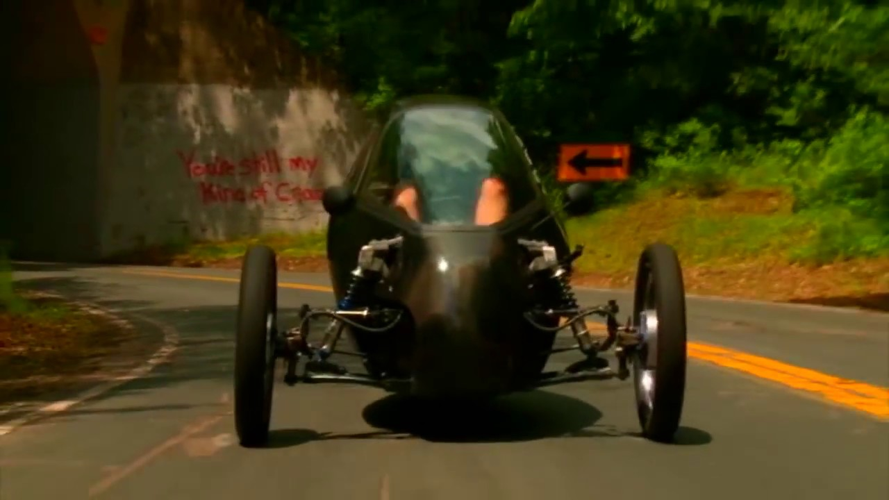 Raht Racer - The Cycling Vehicle that Allows You To Bike as Fast as a Car