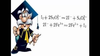 10 урок. Аналитическая химия. Основы хим. анализа.