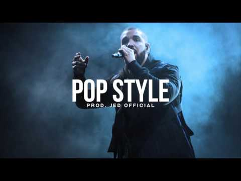 Drake - Pop Style (INSTRUMENTAL) [Prod. Jed Official]