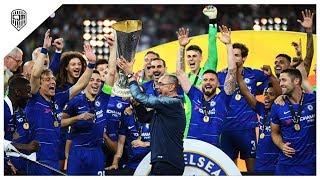 Download Video Menang 4-1 Dari Arsenal, Chelsea Juara UEFA Europa League 2019 MP3 3GP MP4